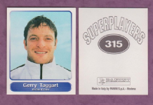 Bolton Wanderers Gerry Taggart Northern Ireland 315